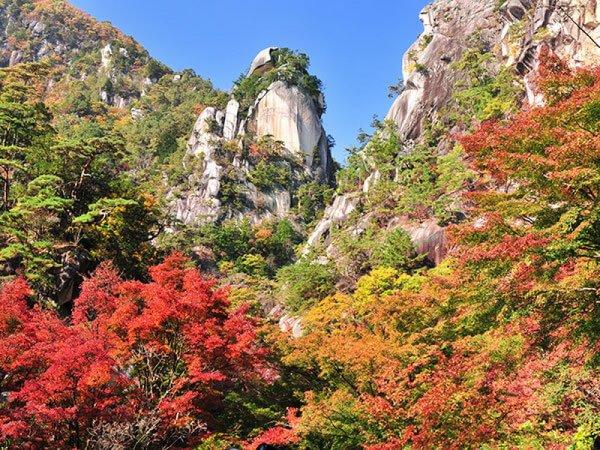昇仙峡 覚円峰イメージ