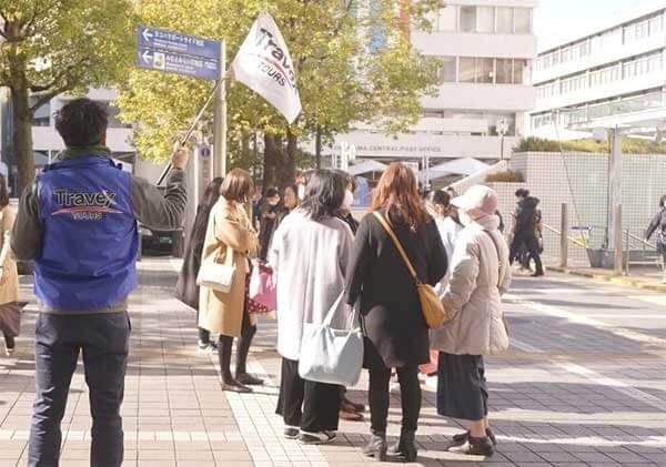 横浜駅集合