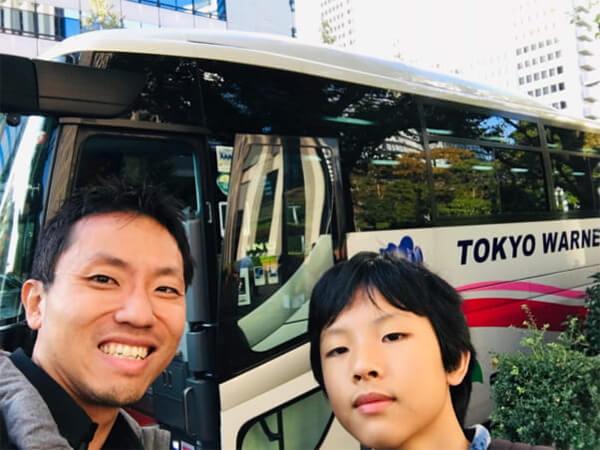 日光東照宮と華厳の滝の「日帰りバス旅行」に行ってきた。